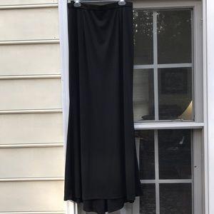 Adrianna Papell Black Formal Skirt - 14